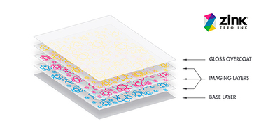 新印刷技術「ZERO Ink Printing Technology」